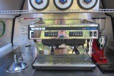 awesome workflow coffee bar setup, coffee truck for sale.jpe